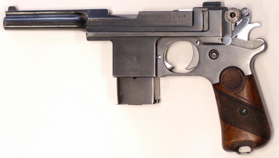 La Pistola Mas Fea P 225 Gina 2