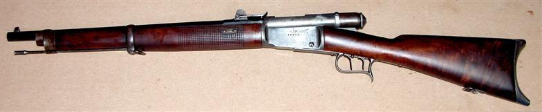 fusil ancien guerre